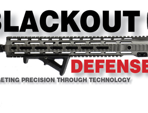 BLACKOUT DEFENSE – Targeting Precision through technology