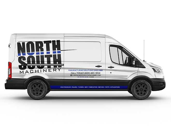 North South Machinery