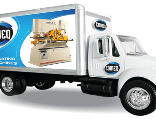 GEKA Ironworker Demo Truck Visiting West Coast Jan 8-11th!