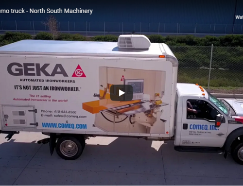 Geka Ironworker Demo Truck Visits West Coast