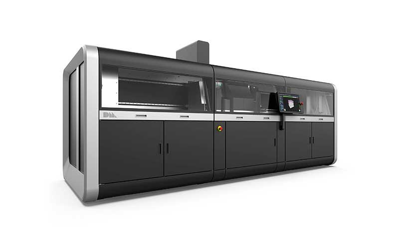 Desktop Metal Production System | 3D Printing